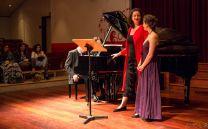 Concert Mahler et Berlioz avec Juliette de Massy au MIM à Bruxelles en Juin 2013
