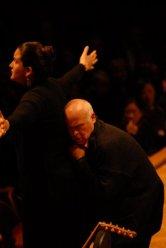 Alice Ford dans Falstaff au côté de José Van dam et sous la direction de Paul Goodwin en janvier 2009