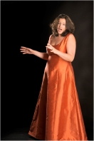 Soumaya Hallak chantant par Alan Verstraete