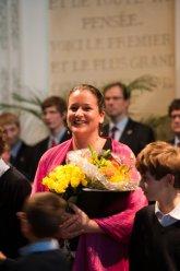 Concert de musique sacrée à l'église protestante de Bruxelles février 2011